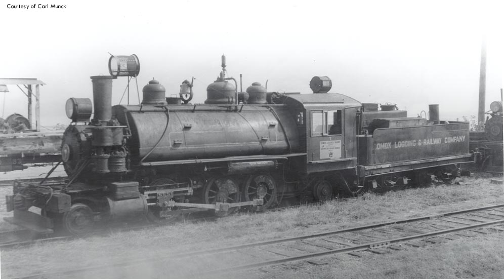 Cascaid Railroad