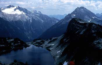 Cascaid Mountains