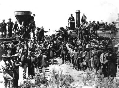 trans continental railroad